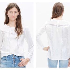 Madewell et Sézane Jaipur Shirt